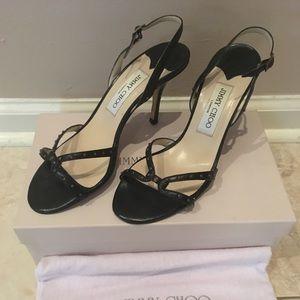 Jimmy Choo timeless high heel sandals